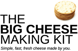 Big cheese making kit logo