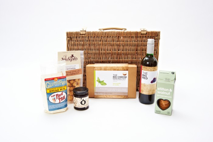 The Big Cheese making Kit Hampers 057