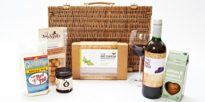 A gluten free gift the big cheese making kit by ailsa negle Choice Image