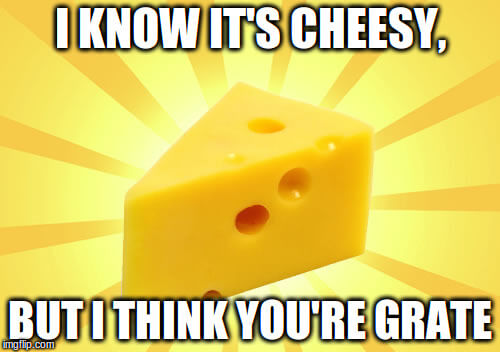 Christmas Cheese Puns.Cheese Puns Where Would We Brie Without You